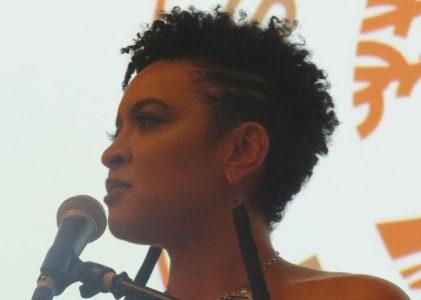 Elle Williams addresses Struengmann Foundation on bridging SA's  inequality